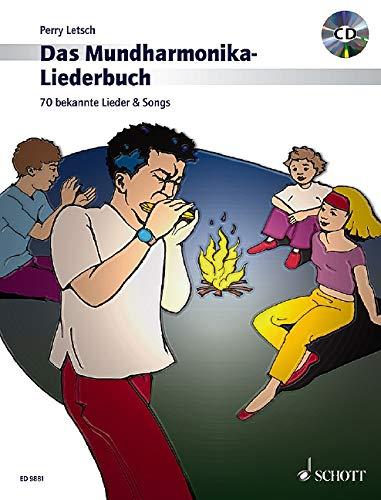 9783795750862: Mundharmonika Spielen - Mein Schonstes Hobby Harmonica +CD