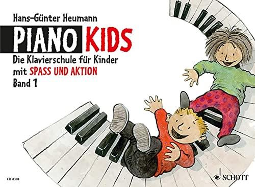 9783795751623: Piano Kids, Bd.1