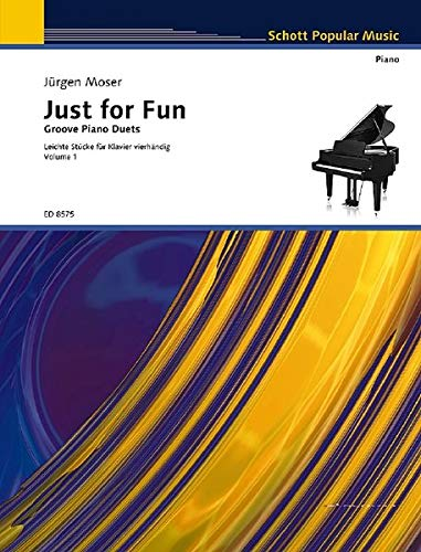 9783795751937: Just for Fun 1 Piano