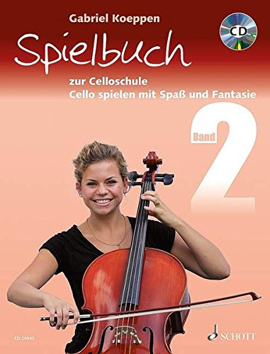 9783795752071: Celloschule Band 2 +CD