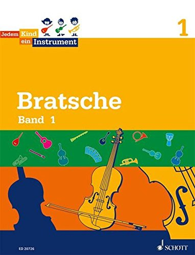 Jedem Kind ein Instrument: Band 1 - JeKi. Viola. Sch?lerheft. - Norbert Koop - Luise Schroeter