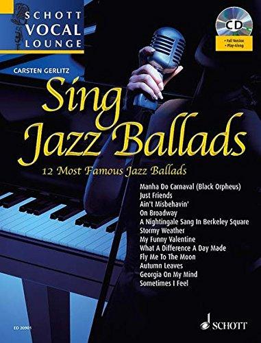 9783795752446: Sing Jazz Ballads: 12 Most Famous Jazz Ballads