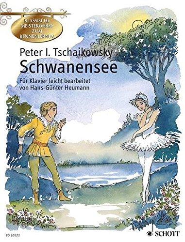 9783795752569: Schwanensee op. 20: Ballett in vier Akten. Klavier, ; Schwierigkeit: 2