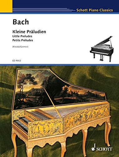 KLEINE PRALUDIEN (LITTLE PRELUDES) PIANO Format: Softcover