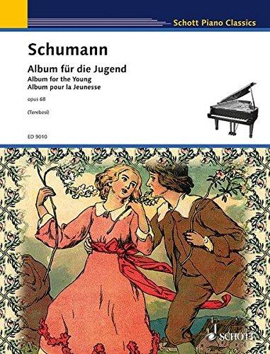 9783795752712: Album für die Jugend: op. 68. Klavier