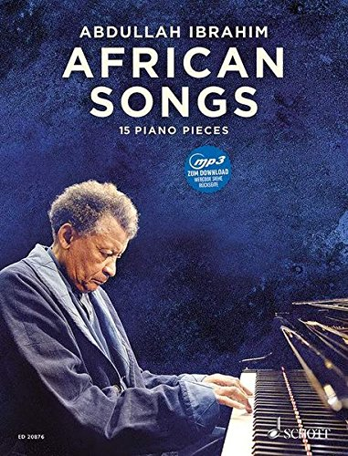 9783795754983: AFRICAN SONGS: 15 PIANO      PIECES