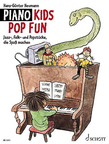 9783795755249: Piano Kids Pop Fun Piano