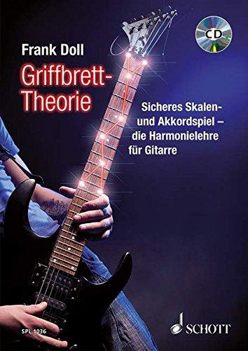 9783795755386: Griffbrett-Theorie