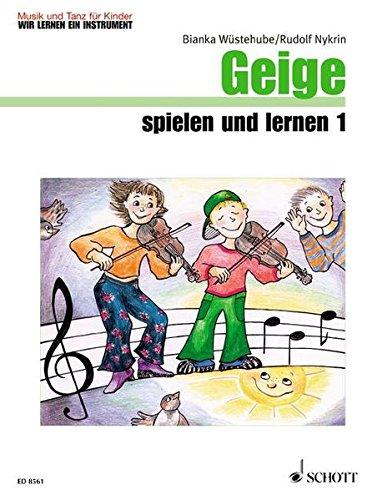 9783795755768: Geige spielen und lernen. Band 1. Violine