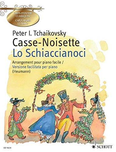 9783795755966: Cassenoisette Lo Schiaccianoci Op 71