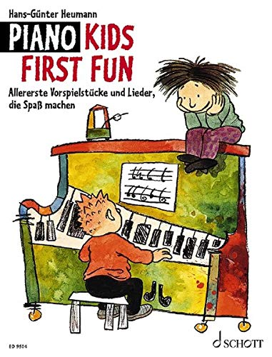 9783795756185: Piano Kids First Fun Piano