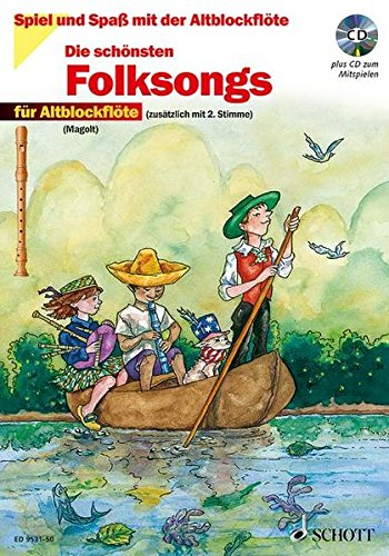 9783795756208: Magolt H+m Schoensten Folksongs
