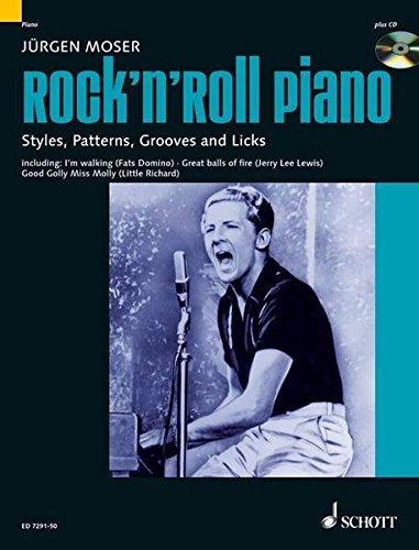 Moser J Rock'n' Roll Piano: Schott