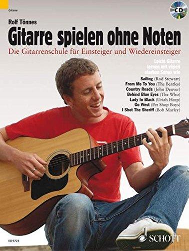 9783795757359: Gitarre Spielen Ohne Noten