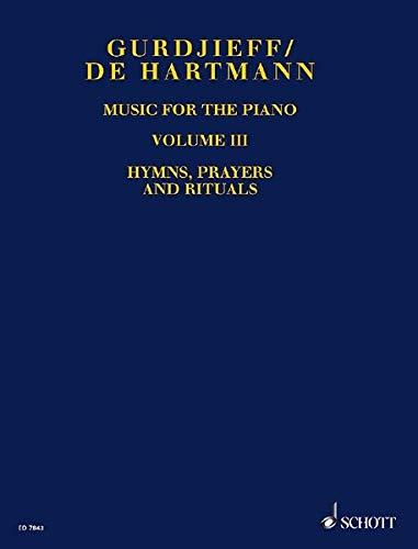 Music for the Piano Volume III: Hymns,: Linda Daniel-Spitz, Charles