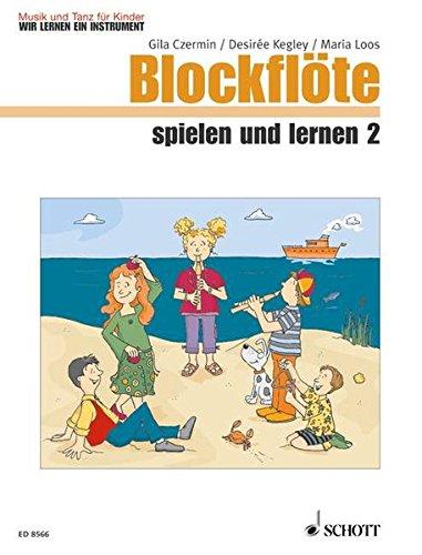 9783795757564: Blockflöte spielen und lernen 2: Kinderheft