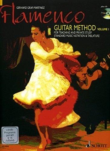 9783795757663: Flamenco Guitar Method