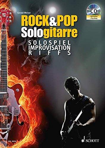 9783795757984: Rock & Pop - Sologitarre