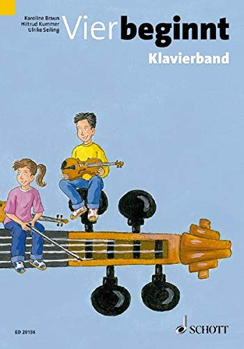 9783795758554: Vier Beginnt Musique d'Ensemble