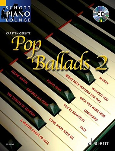 9783795758639: Piano Lounge Collection Pop Ballads Vol.2 + Cd