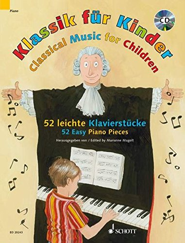 9783795758646: Classical Music for Children (Piano)