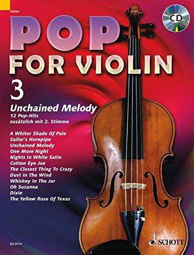 9783795758691: Pop for Violin 03