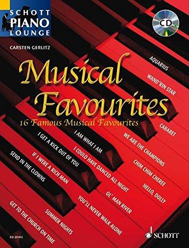 9783795758721: Musical Favorites