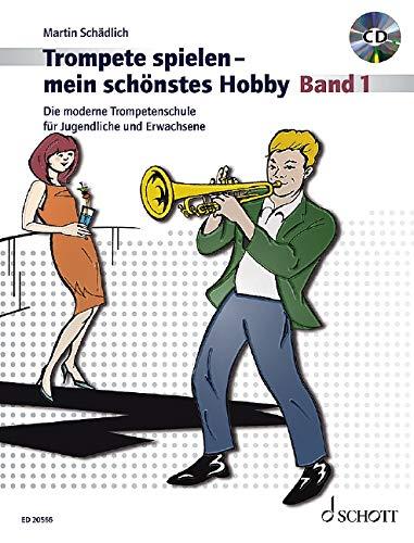 9783795759407: Trompete spielen - mein schönstes Hobby 1