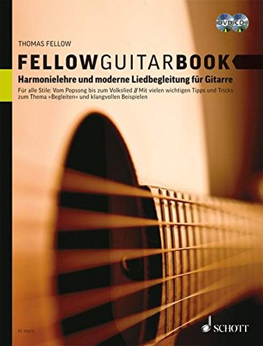 9783795759544: Fellow Guitar Book