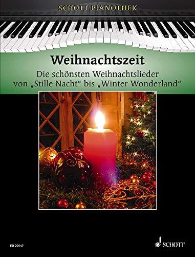 9783795759698: Weihnachtszeit: Die sch�nsten Weihnachtslieder von