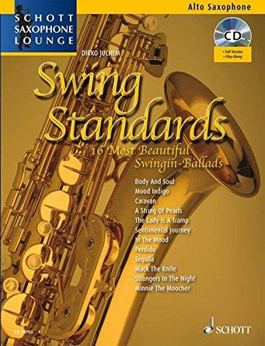 9783795759827: Swing Standards: 16 Most Beautiful Swingin' Ballads