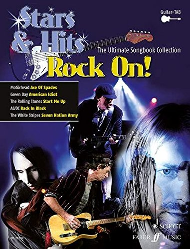 9783795759872: Rock On!: The Ultimate Songbook Collection. E-Gitarre, Gitarre, Songbook, Schwierigkeitsgrad 2-4