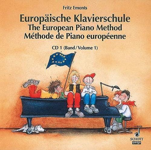 9783795760045: European Piano Method Band 1