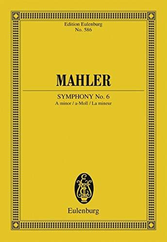 9783795761523: Symphony No. 6 in A Minor