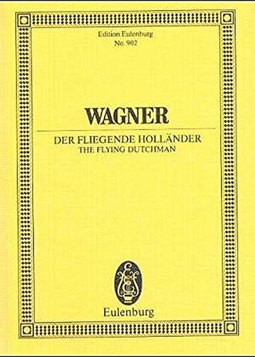 9783795762162: Der fliegende Holländer: WWV 63. Soli, Chor und Orchester