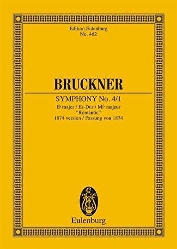 9783795764470: Symphony No. 4/1 in E-flat Major