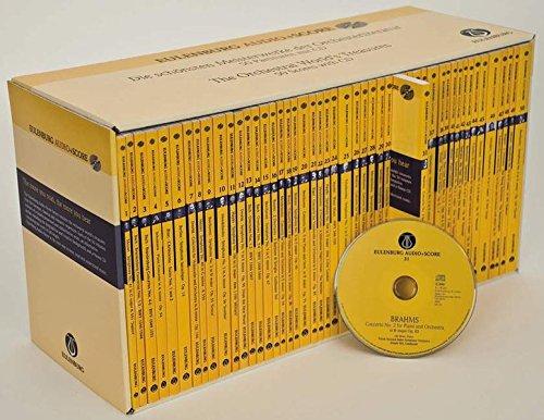 9783795764982: Eulenburg Audio and Score Presentation Case