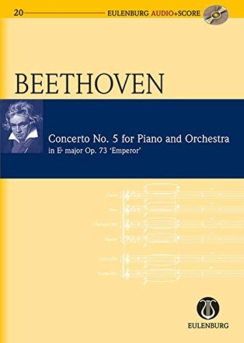 9783795765200: Piano Concerto No. 5 in Eb Major Op. 73