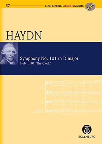 9783795765576: Symphony No. 101 in D Major Hob. I:101