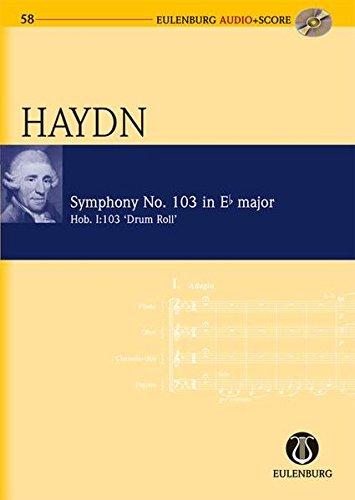 9783795765583: Symphony No. 103 in E-Flat Major Hob. I:103