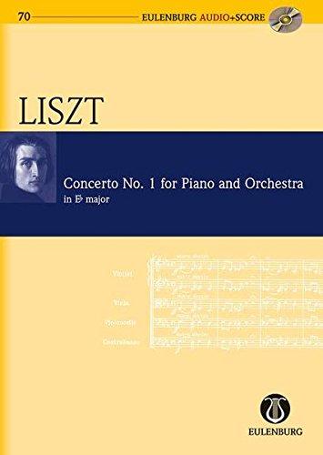 Konzert für Klavier und Orchester Nr. 1 Es-Dur: Klavier und Orchester. Studie.