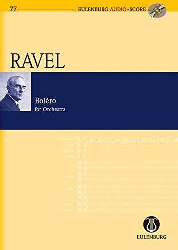 9783795765774: Bolero (study Score) - Ravel