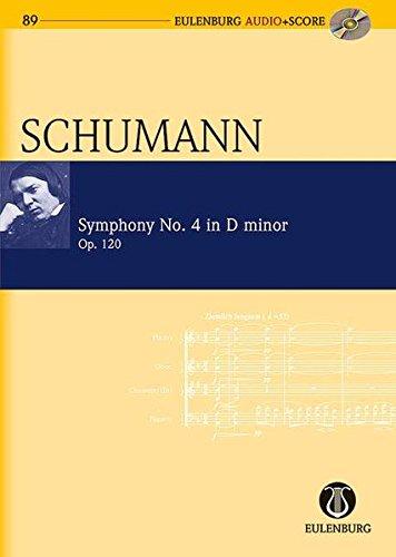 9783795765897: Symphony No. 4 D minor op. 120 - Orchestra - BOOK+CD