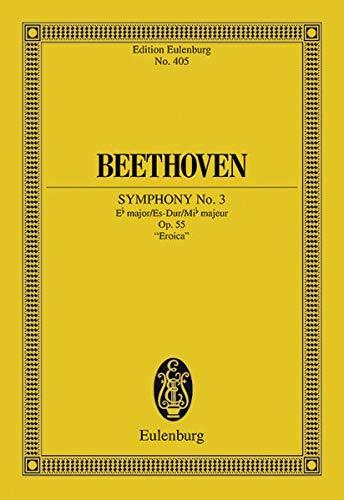 9783795766399: Symphony No.3 Op. 55 in Eb Major 'Eroica'. Miniature Score