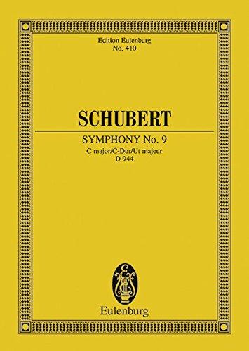 9783795766993: Symphony 9 D. 944 C Maj. (Edition Eulenburg)