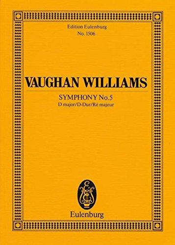 9783795768706: Symphony No. 5 in D Major (Edition Eulenburg)