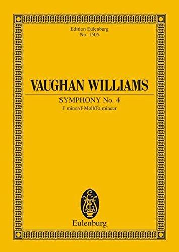 9783795771188: Symphony No. 4 in F Minor (Schott) (Edition Eulenburg)