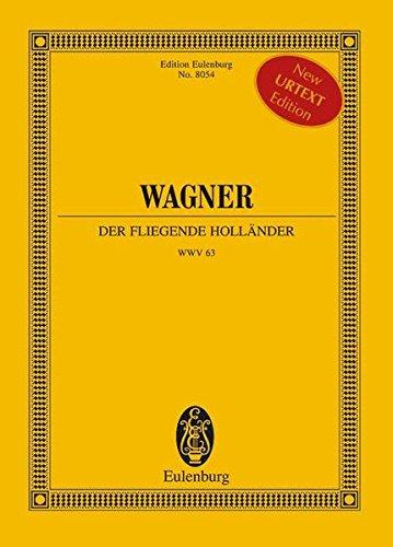 Der fliegende Holländer: Richard Wagner