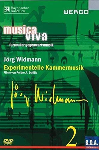 9783795778019: Widmann - Experimental Chamber Music [Import anglais]