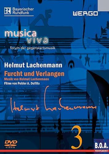 9783795778026: Lachenmann - Furcht Und Verlangen [Import allemand]